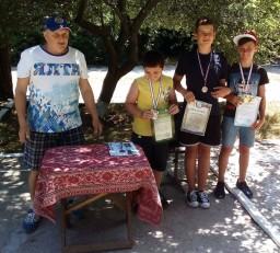 В Ливадии состязались сильнейшие городошники Крыма